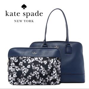 Kate Spade Young Lane Marybeth Leather Laptop Tote